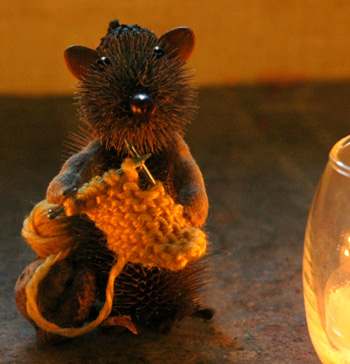Fireflys Critters Can Knit
