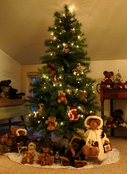Fireflys Teddy Bear Tree