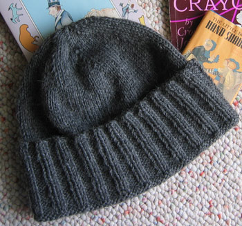 Knitting Pattern Hat Man : Free knitted scarf pattern I live on a farm ...