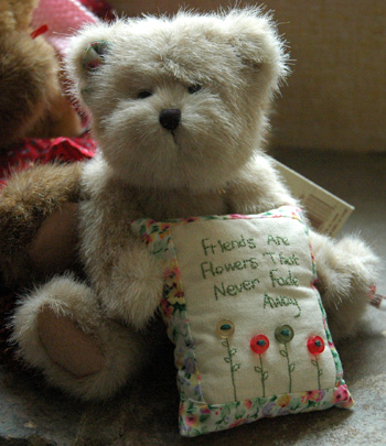 Fireflys Christmas Teddy