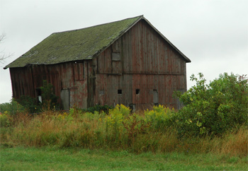 Another barn somewhere near fireflys farm in Western New York